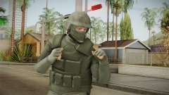 GTA Online: Army Skin