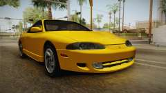 Mitsubishi Eclipse GSX 1995 HQLM para GTA San Andreas