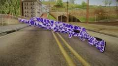 Tiger Violet Shotgun 1