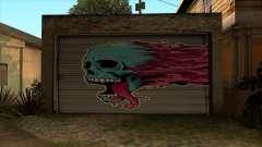 HD a imagem na garagem