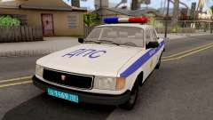 GAZ-31029 DPS Polícia para GTA San Andreas