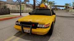 GTA IV Taxi