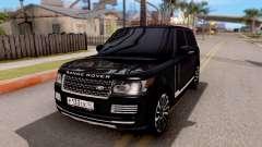 Range Rover SVA