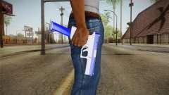 Blue Weapon 1 para GTA San Andreas