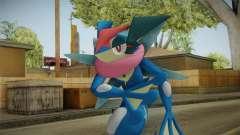 Pokémon XYZ Série - Ash-Greninja
