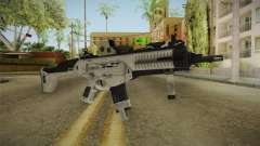 CoD: Ghosts - ARX-160 Holographic para GTA San Andreas
