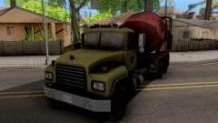 Mack RD690 Cement Mixer Truck 1992