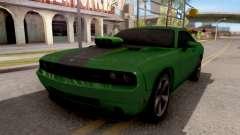 Dodge Challenger SRT-8 2010 Ben 10 Alien Swarm