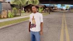 New T-Shirt para GTA San Andreas