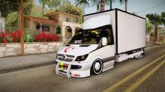 Mercedes-Benz Sprinter v3 para GTA San Andreas