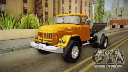 ZIL-130 AMUR para GTA San Andreas