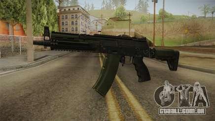 AK-12 BlackGreen para GTA San Andreas