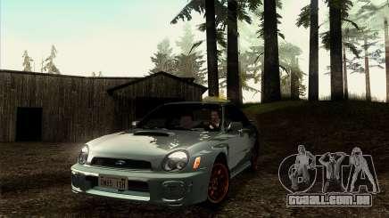 2001 Subaru Impreza WRX v 1.1 IVF [Tunable] para GTA San Andreas