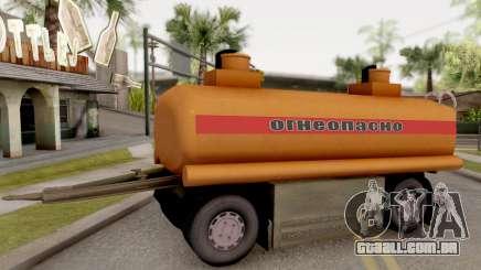 MAZ Trailer para GTA San Andreas