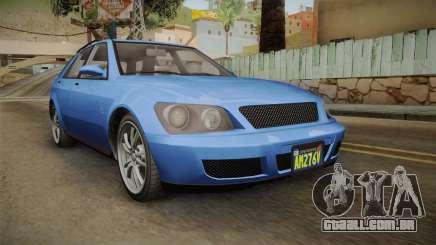 GTA 5 Karin Sultan SW para GTA San Andreas