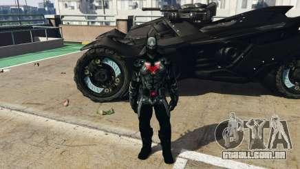 Arkham Knight Batman Beyond 2039 para GTA 5