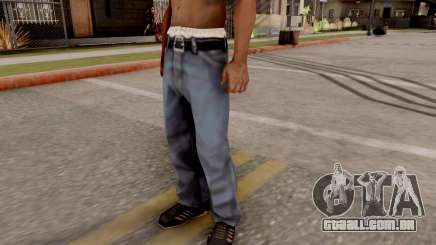 Beta Jeans Blurry para GTA San Andreas