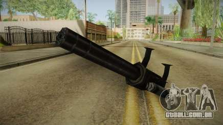 Driver: PL - Weapon 5 para GTA San Andreas