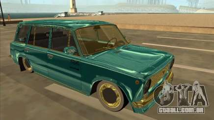 VAZ 2102 Cuban Style para GTA San Andreas