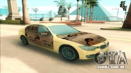 BMW 435 2014 para GTA San Andreas