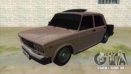 VAZ 2105 Vagabundo para GTA San Andreas