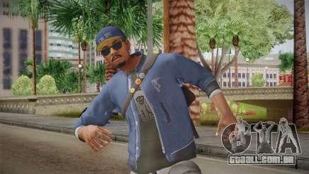 Watch Dogs 2 - Marcus v1.2 para GTA San Andreas
