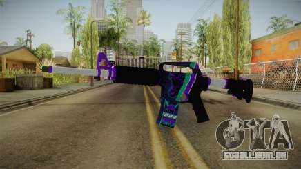 CS:GO - M4A1-S Lince No Silencer para GTA San Andreas