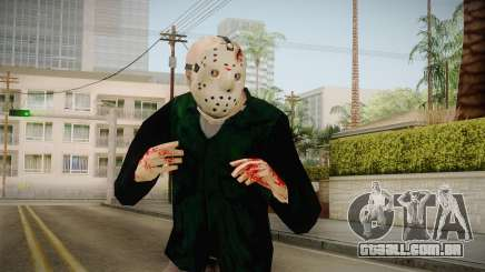 Friday The 13th - Jason v2 para GTA San Andreas