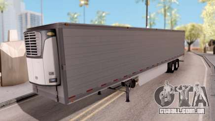 Refrigerated Trailer from ATS para GTA San Andreas