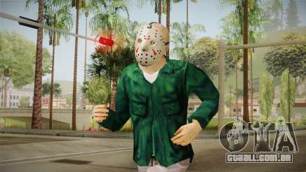 Friday The 13th - Jason v1 para GTA San Andreas