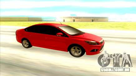 Ford Focus 2 Sedan para GTA San Andreas