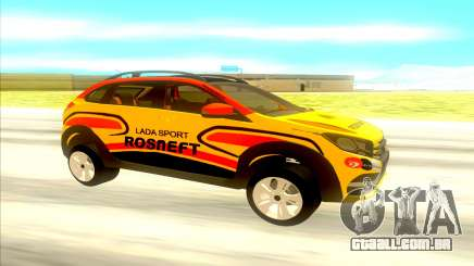 LADA X-Ray Rally para GTA San Andreas