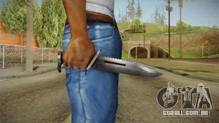 DevKnife v1.19 para GTA San Andreas