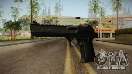 Desert Eagle Black para GTA San Andreas