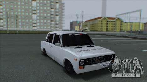 VAZ 2106 Shaherizada 2.1 GVR MTA para GTA San Andreas