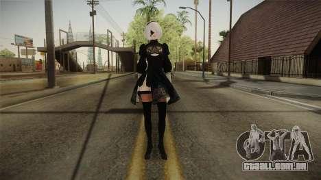 NieR: Automata - 2B para GTA San Andreas