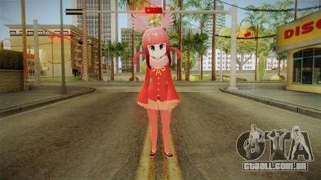 Kemono Friends Ibis Escarlata v2 para GTA San Andreas