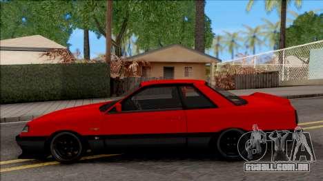 Nissan Skyline R31 v1.0 para GTA San Andreas