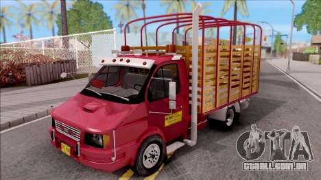 Iveco Turbo Daily para GTA San Andreas