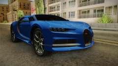 Bugatti Chiron Spyder