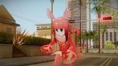Kemono Friends Ibis Escarlata v2