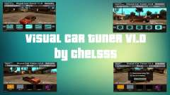 Visual Car Tuner v1.0 para GTA San Andreas