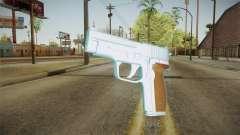 Chrome Sag Sauer P228