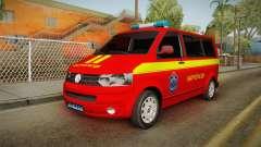 Volkswagen T5 Border Police