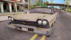 Plymouth Belvedere 1958 IVF