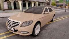 Mercedes-Maybach S600 para GTA San Andreas