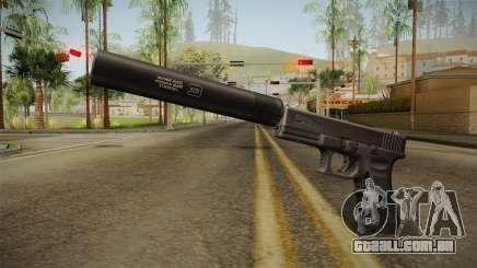 Glock 17 Silenced v2 para GTA San Andreas