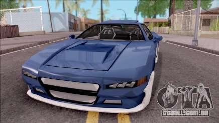 BlueRay's Infernus Pulse + para GTA San Andreas