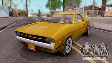 Driver PL Brooklyn V.2 para GTA San Andreas