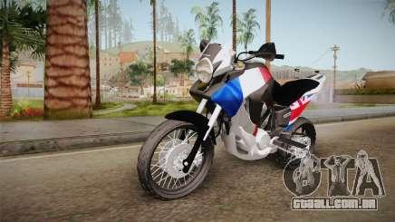 Honda Transalp para GTA San Andreas